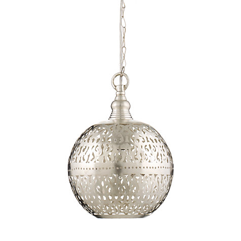 Buy Zenza Arquette Ball Pendant Online at johnlewis.com
