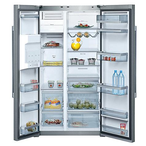 Buy Neff K5930d1gb American Style Fridge Freezer