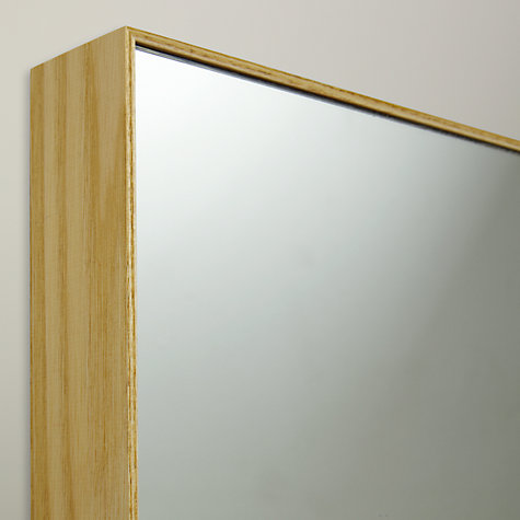 Buy House by John Lewis Box Mirror, 34 x 34cm Online at johnlewis.com