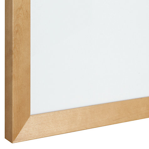 "Buy John Lewis Wall Photo Frame, Birch, 10 x 12"" (24 x 30cm) Online at johnlewis.com"