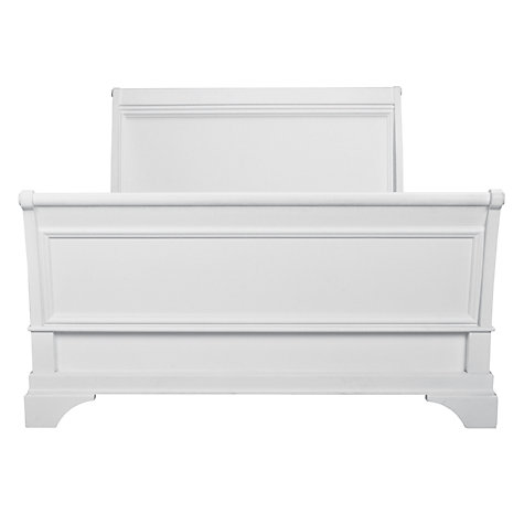 Buy John Lewis Aurelia Low End Bedstead, Super Kingsize Online at johnlewis.com