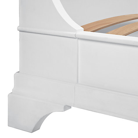 Buy John Lewis Aurelia High End Bedstead, Double Online at johnlewis.com