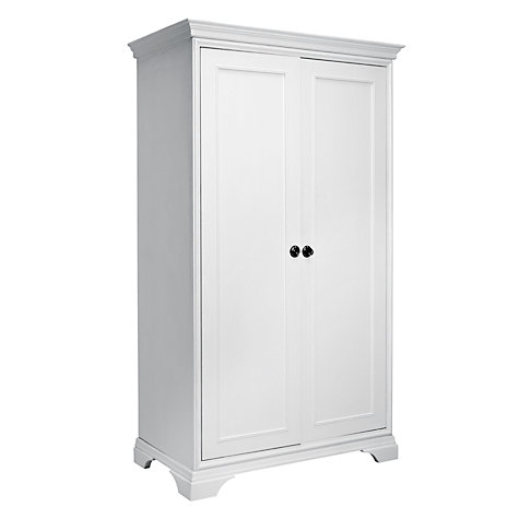 Buy John Lewis Aurelia Double Wardrobe Online at johnlewis.com