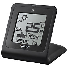 Buy Oregon Scientific Touch Screen Weather Forecaster Online at johnlewis.com