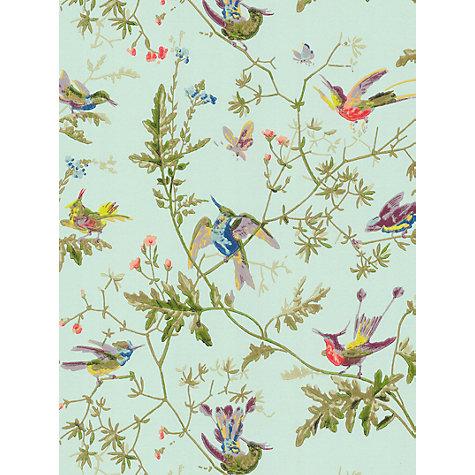 buy cole son hummingbirds wallpaper john lewis