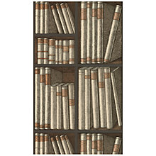 Buy Cole & Son Ex Libris Wallpaper Online at johnlewis.com