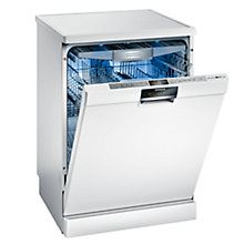 Buy Siemens SN26T295GB Dishwasher, White Online at johnlewis.com