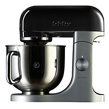 Buy Kenwood kMix KMX54 Stand Mixer, Black Online at johnlewis.com