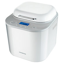 Buy Kenwood BM260 Bread Maker, White Online at johnlewis.com