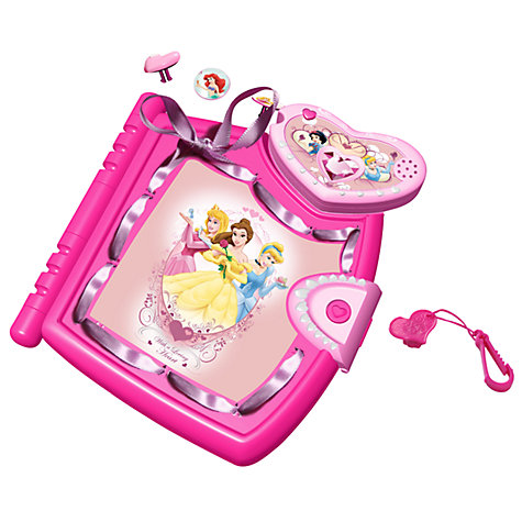 Buy Disney Princess Magic Secret Book Online at johnlewis.com