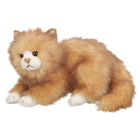 Buy John Lewis Laying Cat Online at johnlewis.com