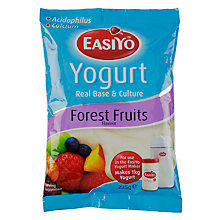 Buy Easiyo Yogurt Maker Mix Sachet, Forest Fruits Online at johnlewis.com