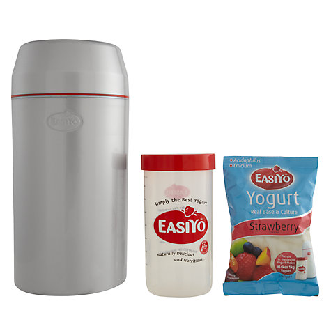 Buy Easiyo Yogurt Maker Starter Set Online at johnlewis.com