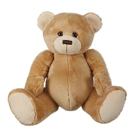 Buy John Lewis Thomas Bear, Large Online at johnlewis.com
