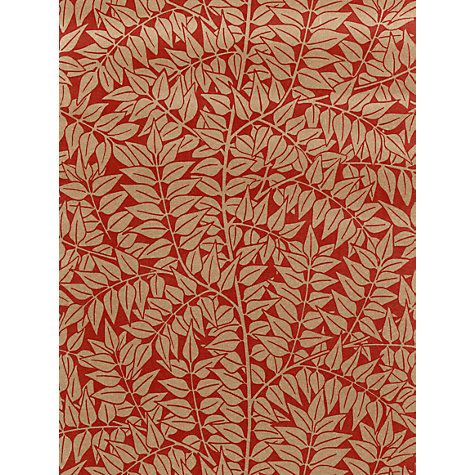 Buy Morris & Co Branch Wallpaper Online at johnlewis.com