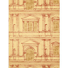 Buy Zoffany Facade Wallpaper Online at johnlewis.com