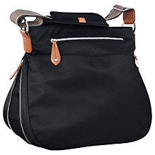 Buy PacaPod Portland Changing Bag, Black Online at johnlewis.com