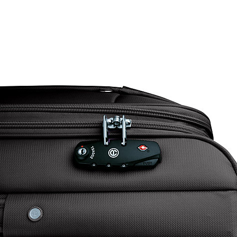 Buy Carlton Titanium Expandable 2-Wheel Cabin Suitcase Online at johnlewis.com