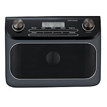 Buy John Lewis Neptune DAB Digital Radio Online at johnlewis.com