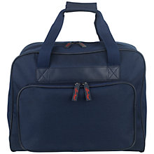 Buy Sewing Machine Bag, Navy Online at johnlewis.com