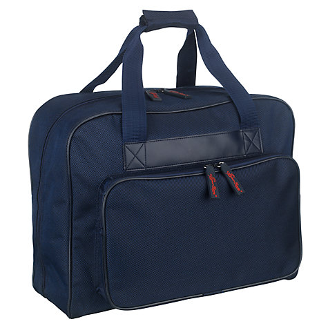 Buy Sewing Machine Bag, Navy Online at johnlewis