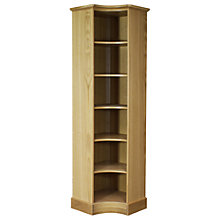 Buy John Lewis Pembroke Internal Corner Unit, Light Oak Online at johnlewis.com
