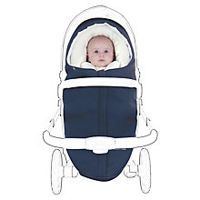 Buy Silver Cross Surf Snug, Blue Online at johnlewis.com