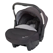 Buy Silver Cross Ventura Plus Infant Carrier, Charcoal Online at johnlewis.com