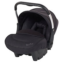 Buy Silver Cross Ventura Plus Infant Carrier, Ebony Online at johnlewis.com