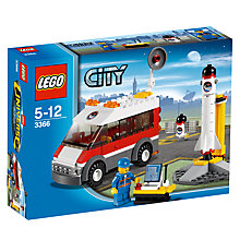 Buy Lego City Satellite Launch Pad Online at johnlewis.com