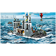 Buy LEGO City Prison Island Bundle with Free Watch Online at johnlewis.com