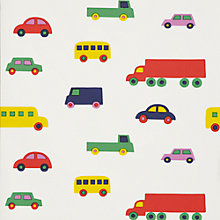 Buy Marimekko Bo Boo Wallpaper, Multi, 13025 Online at johnlewis.com