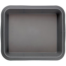 Buy John Lewis Silicone Rectangular Cake Mould, L27cm Online at johnlewis.com