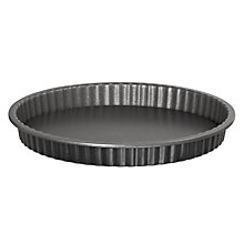 Buy John Lewis Professional Nonstick Fluted Pie Tin, Dia.23cm Online at johnlewis.com
