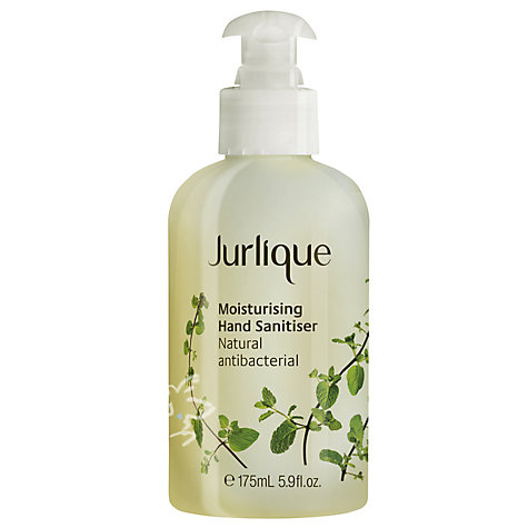 Buy Jurlique Natural Moisturising Hand Sanitiser, 175ml Online at johnlewis.com
