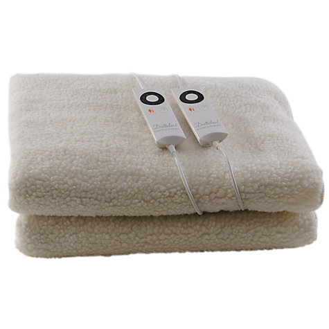 Buy Dreamland 6964 Intelliheat Kingsize Electric Underblanket Online at johnlewis.com