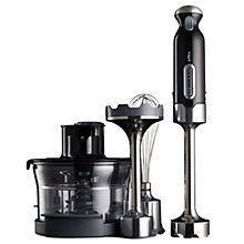 Buy Kenwood kMix HB894 Triblade Hand Blender, Peppercorn Online at johnlewis.com