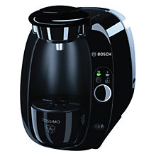 Buy Bosch TAS2002GB Tassimo Coffee Machine, Black Online at johnlewis.com