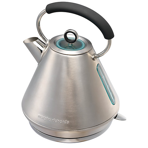 Buy Morphy Richards 43940 Elipta Kettle, Stainless Steel Online at johnlewis.com