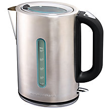 Buy Morphy Richards Elipta Kettle and 2-Slice Toaster, Brushed Stainless Steel Online at johnlewis.com