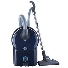 Buy Sebo Airbelt D2 Titan Cylinder Vacuum Cleaner, Dark Blue Online at johnlewis.com