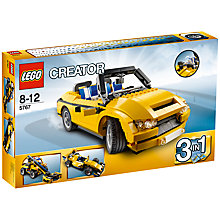 Buy LEGO Creator Cool Cruiser Online at johnlewis.com