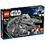 Buy Lego Star Wars Millennium Falcon Online at johnlewis.com