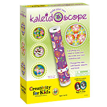 Buy Creativity for Kids Make Your Own Kaleidoscope Kit Online at johnlewis.com