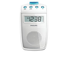 Buy Philips AE2330/00 FM/AM Shower Radio, White Online at johnlewis.com