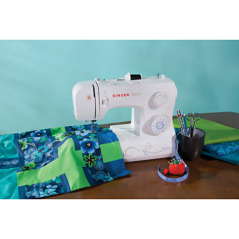 Buy Singer Talent 3323 Sewing Machine Online at johnlewis.com