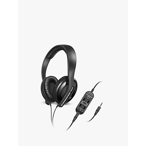 Buy Sennheiser HD65 Full Size TV Headphones, Black Online at johnlewis.com