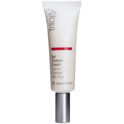 Buy Trilogy Eye Contour Cream, 20ml Online at johnlewis.com