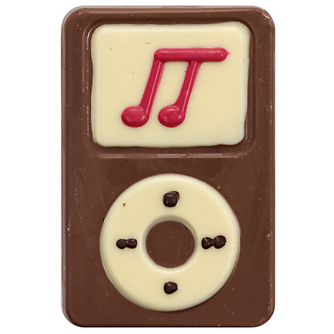 Buy Chocolate iPod, 40g Online at johnlewis.com