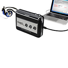 Buy ION Tape Express Plus Portable Converter to MP3 Player Online at johnlewis.com